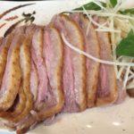 台湾に来たら鵝肉=ガチョウを食べなきゃ!阿城鵝肉