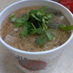 【台北】自分的台北暫定一位麺線!丁記麺線
