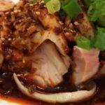 【台北】辛いもの好きにはたまらない痺れる辛さの燃麺の店!天府麺荘