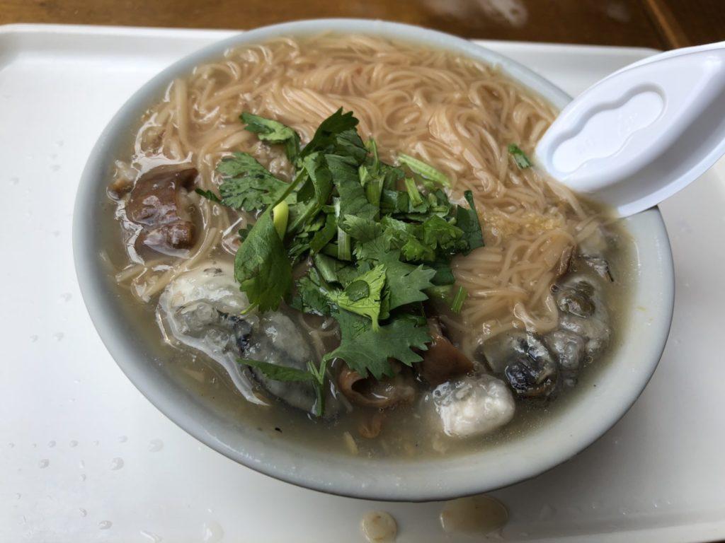 陳記專業蚵仔麵線