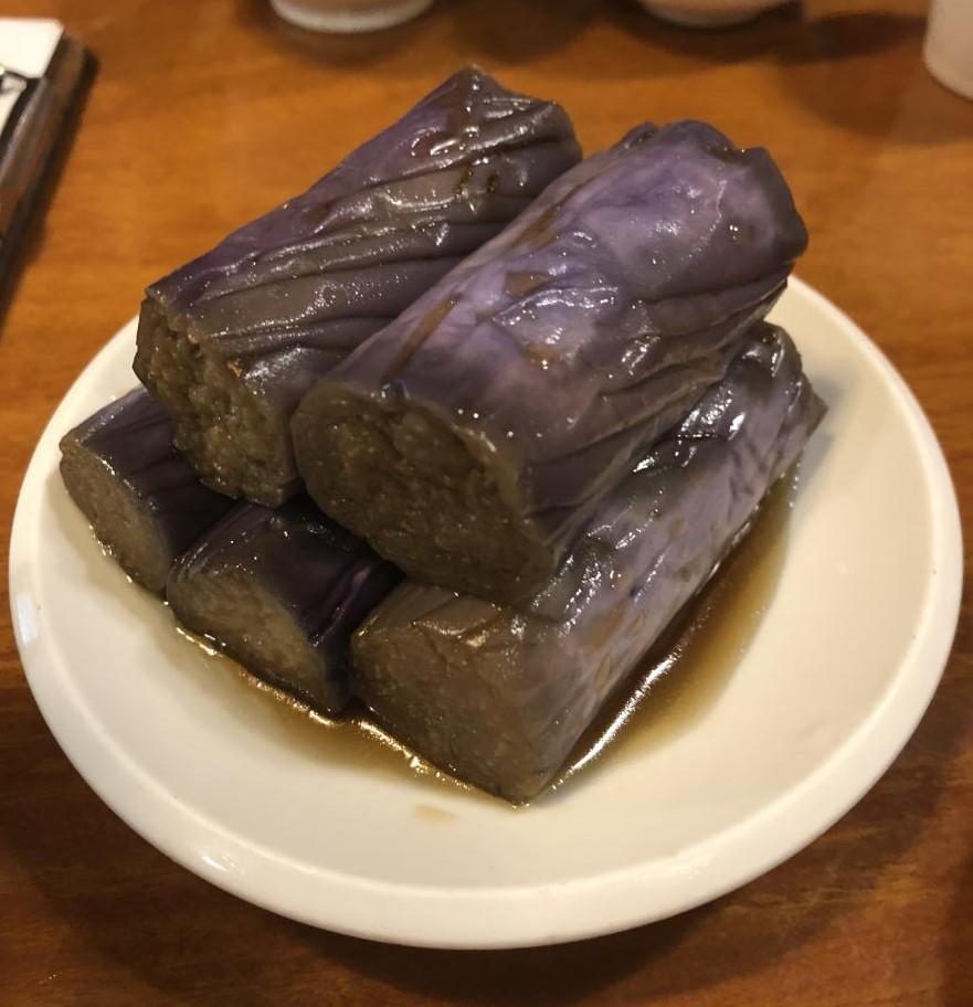 盛園絲瓜小籠湯包