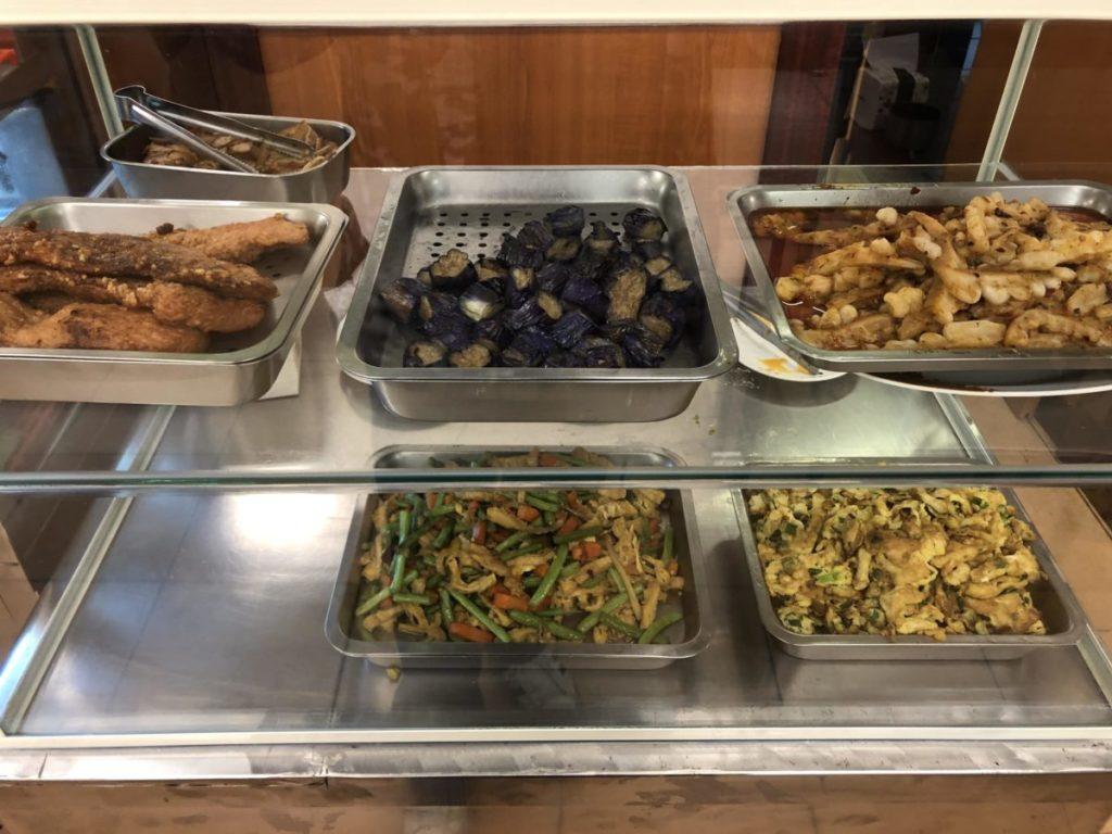 阿里港傳統美食