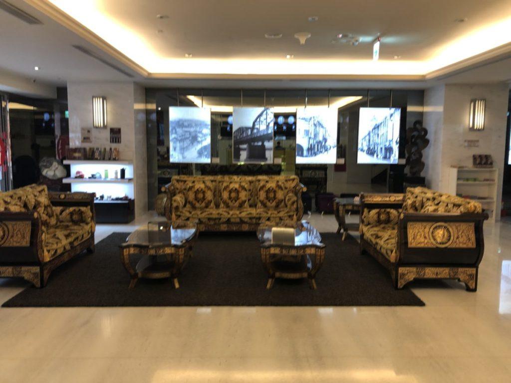 台北シティホテル(台北城大飯店)