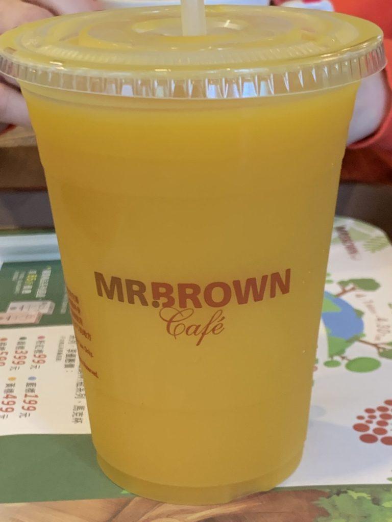 伯朗咖啡館 (MR.ブラウン)南京一店
