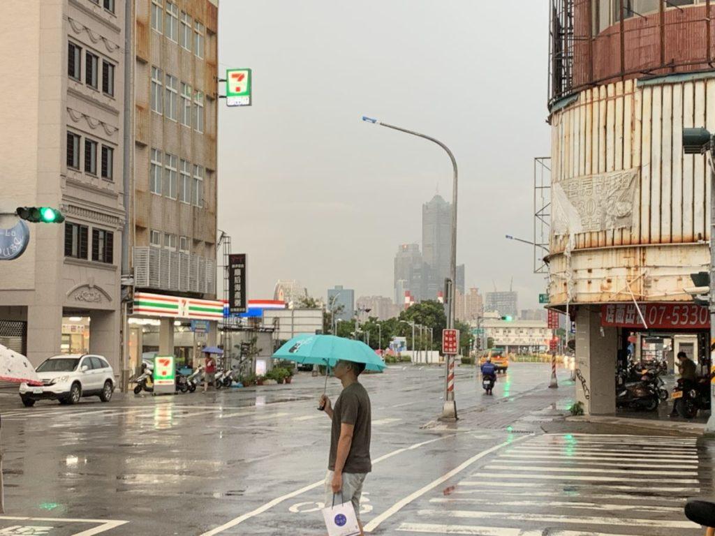 高雄旅行と台北旅行の違い
