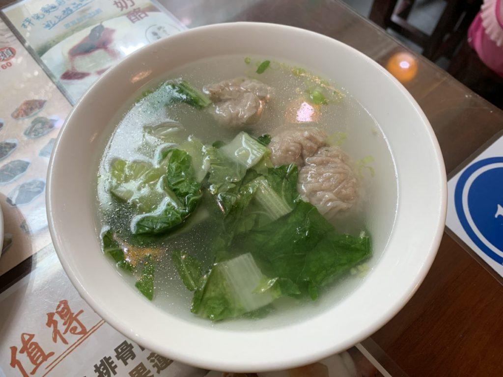 宜品福州乾拌麺