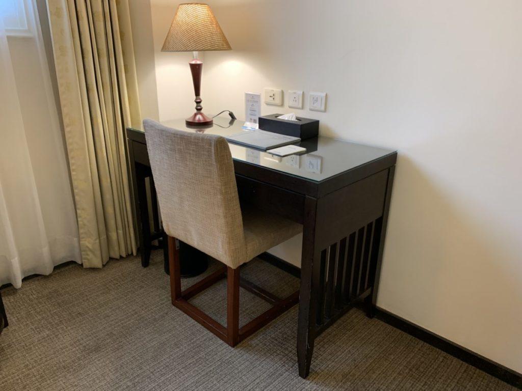ガーラホテル(慶泰大飯店)