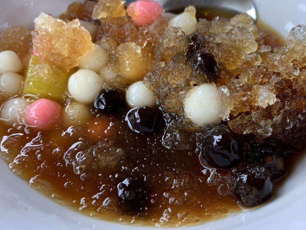 福満溢黒砂糖剉氷吉林店