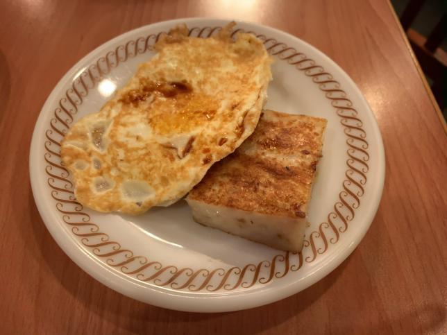 兄弟大飯店(ブラザーホテル)朝食編