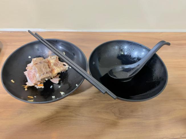 誠記原汁排骨湯