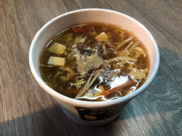 おすすめ酸辣湯