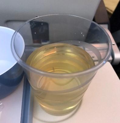 機内食フルーツミールやベジタブルミール