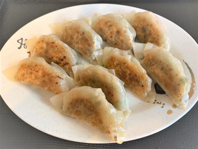 手作りニラ餃子(レシピあり)